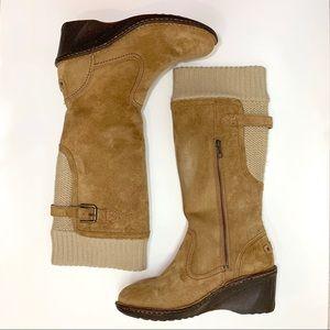 e5838b1293d Women Ugg Wedge Boots on Poshmark